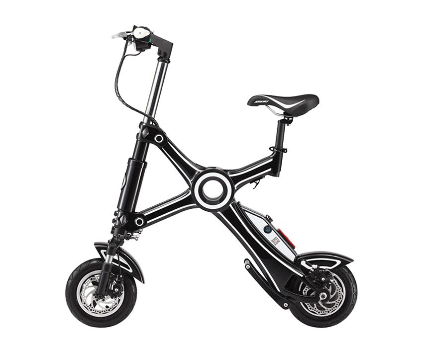EcoRider E6-1 Foldable Electric Scooter