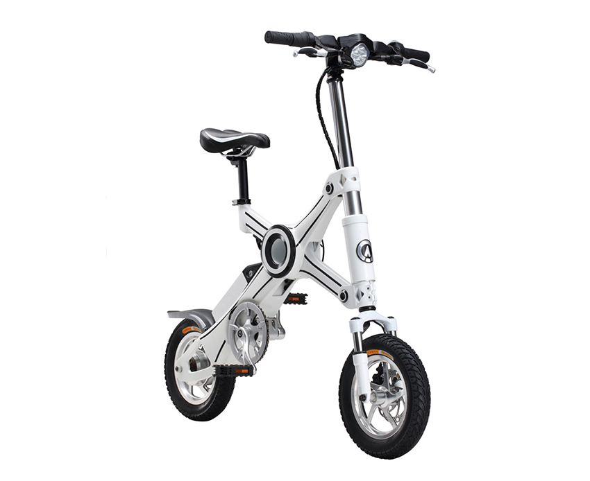EcoRider E6-2 Foldable Electric Bike