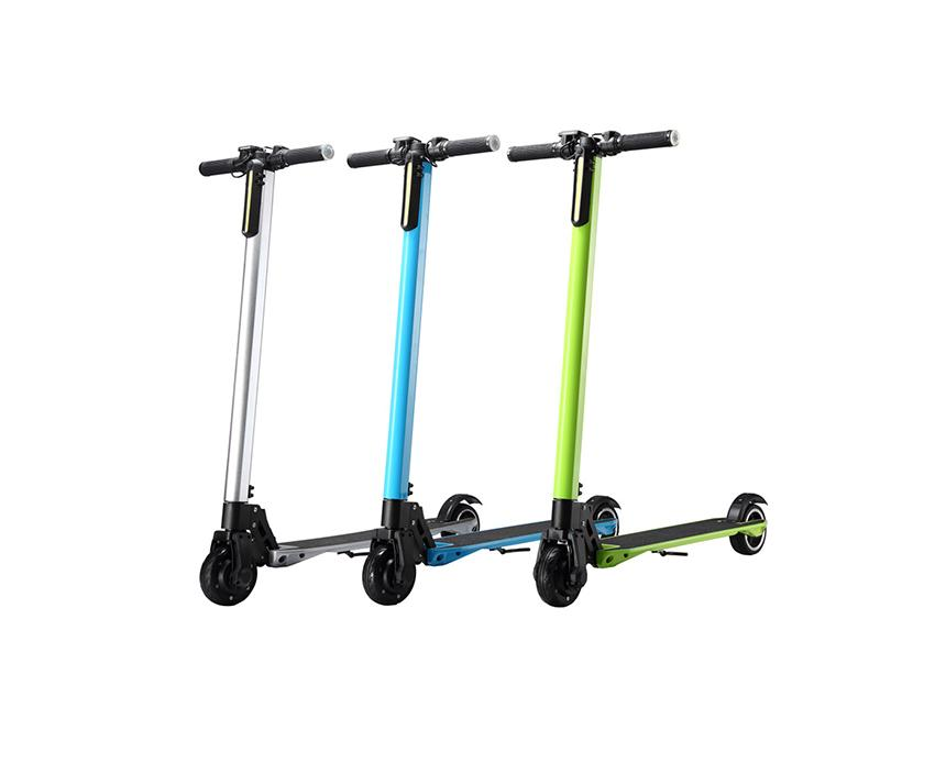 Magnalium Folding Electric Scooter E4