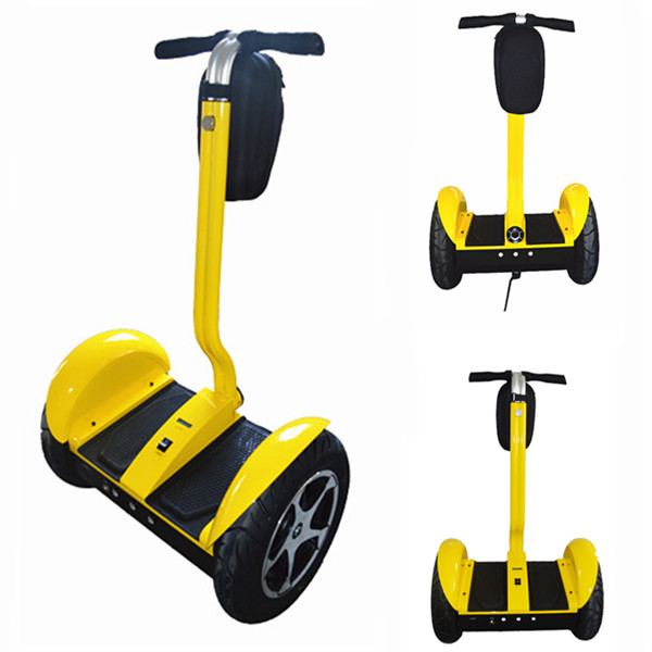 EcoRider ESIII-L1 36V Indoor Self Balancing Electric Scooter