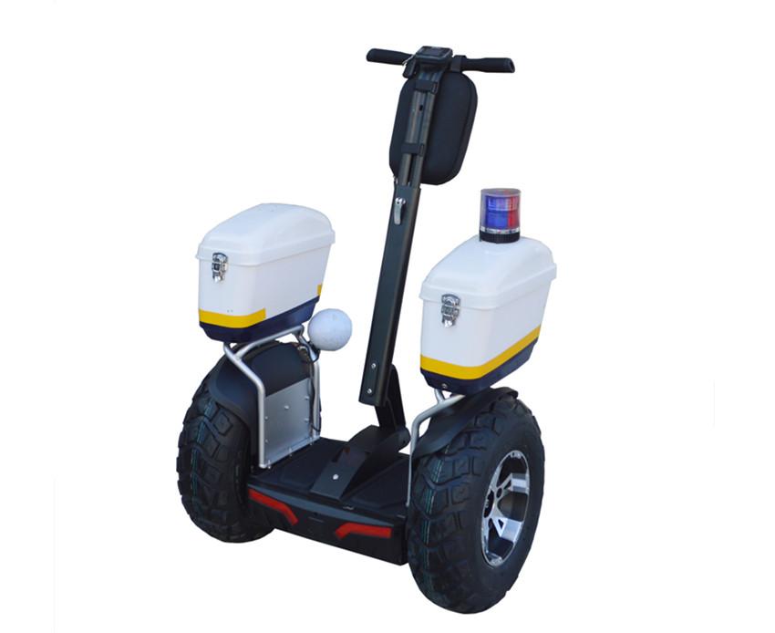 EcoRider E8 Segway Police Scooter for Patrol
