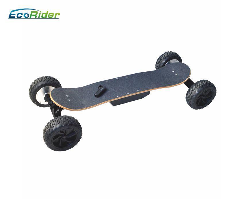 EcoRider E7 Off Road 4 Wheel Electric Skateboard
