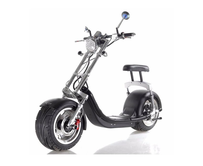 EcoRider E5-3 Harley Electric Scooter