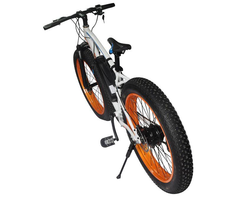 EcoRider E6-5 Two Big Wheel Electric Bike