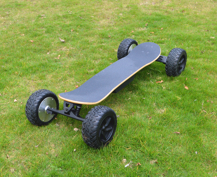 EcoRider E7 Off Road 4 Wheel Electric Skateboard