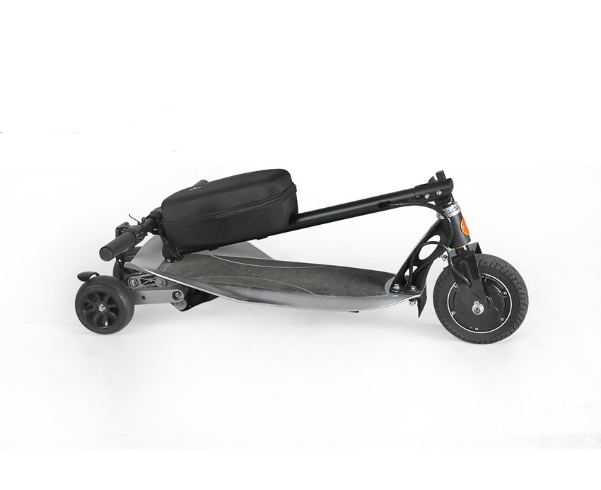 EcoRider Three Wheel Foldable Electric Scooter E4-2