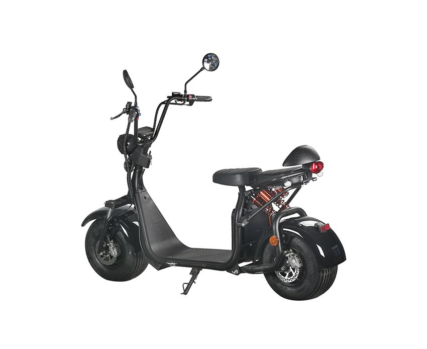 EcoRider EEC Harley Electric Scooter ES056 with Removable Battery